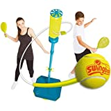 Swing Ball Brand New Pro All-Surface Swingball Set Real Tennis Ball 1-2 Players