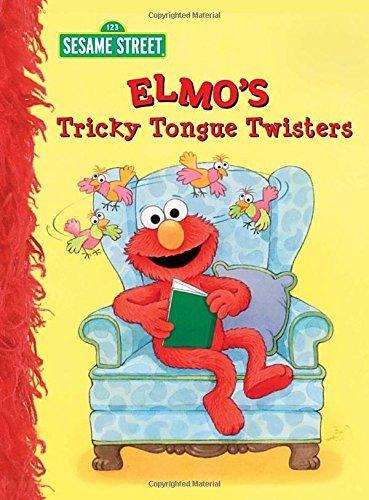 Elmo's Tricky Tongue Twisters (Sesame Street) (Big Bird's Favorites Board Books) by Sarah Albee (2011-06-28)