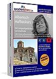 Albanisch-Aufbaukurs mit Langzeitgedächtnis-Lernmethode von Sprachenlernen24.de: Lernstufen B1+B2. Albanischkurs für Fortgeschrittene. PC CD-ROM+MP3-Audio-CD für Windows 8,7,Vista,XP/Linux/Mac OS X