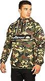 ellesse Jacke Herren Mont 2 OH Jacket Camouflage Camo Print, Größe:XXL