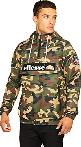 ellesse Herren Übergangsjacke Mont 2 Camouflage 2XL