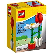 LEGO Flowers, 40187