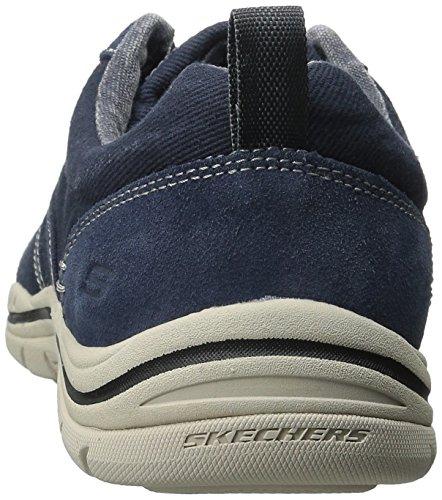 Skechers ExpectedMellor, Sneakers basses homme Bleu - Bleu marine