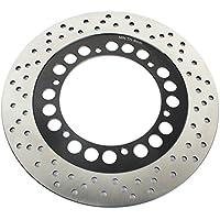 MetalGear Bremsscheibe Hinten f/ür MZ//MUZ RT 125 2000