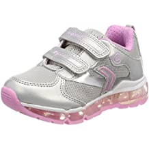 Geox Mädchen J Android Girl A Low-Top