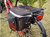 Best Rear Bike Rack - FidgetGear Cycling Rear Rack Seat Trunk Saddle BikeTail Review