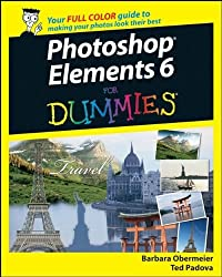 Photoshop Elements 6 For Dummies by Barbara Obermeier (2007-12-14)