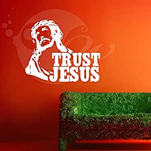 Trust Jesus Wall Sticker Decal