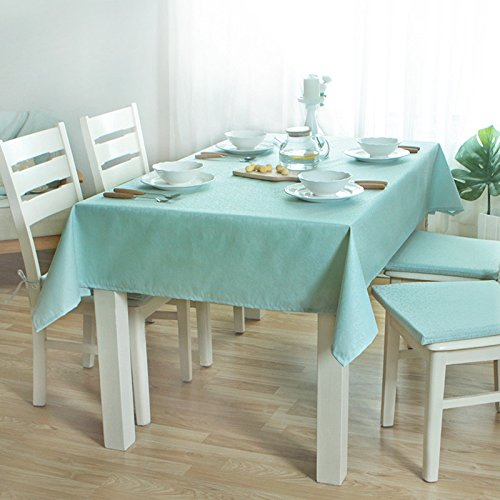 XMMLL Paño Tablecloth-Style agua para lavar y aceite caliente de un color...