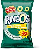 Golden Wonder Ringos - Sour Cream and Onion 20g x 24