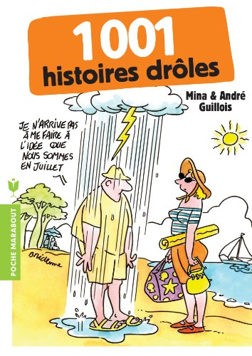 1001 histoires drôles (Poche)