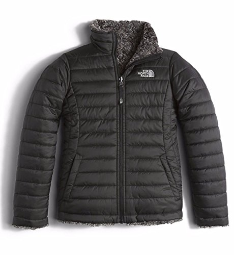 The North Face Girl's Reversible Mossbud Swirl Jacket The North Face Reversible Jacket