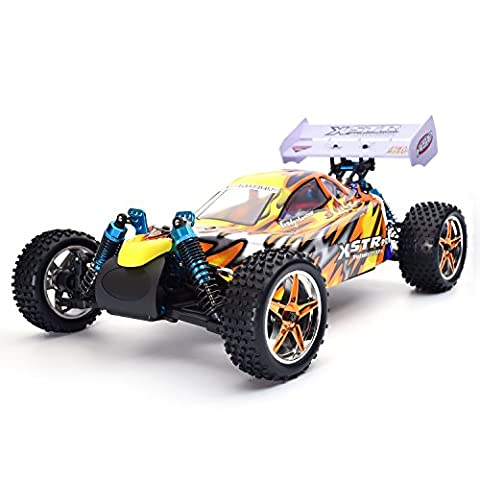 Getek -- HSP Rc Car Electric Power 4wd 1/10 Scale