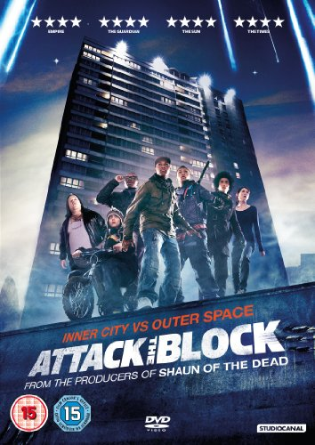 Preisvergleich Produktbild Attack the Block [DVD-AUDIO]
