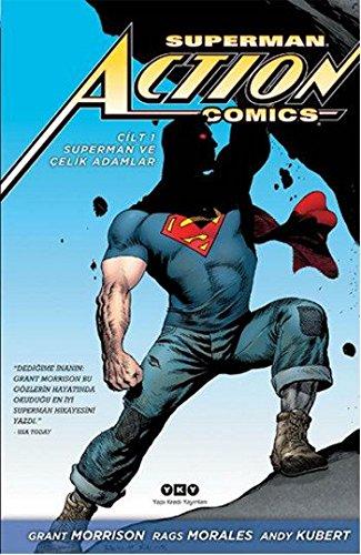 Superman ve Çelik Adamlar Cilt 1