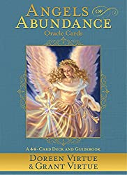 Angels of Abundance Tarot Cards: A 78-card Deck and Guidebook