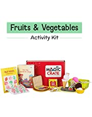Magic Crate Activity Kit for 2+ Year-olds My Fruit & Veget