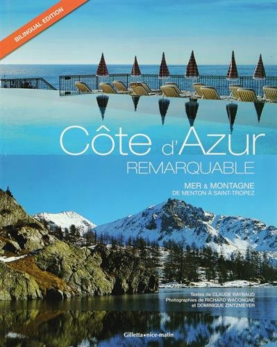 COTE D'AZUR REMARQUABLE, MER & MONTAGNE (FR-GB)