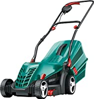 Bosch Rotak 34 R Corded Rotary Lawnmower (34 cm Cutting Width)