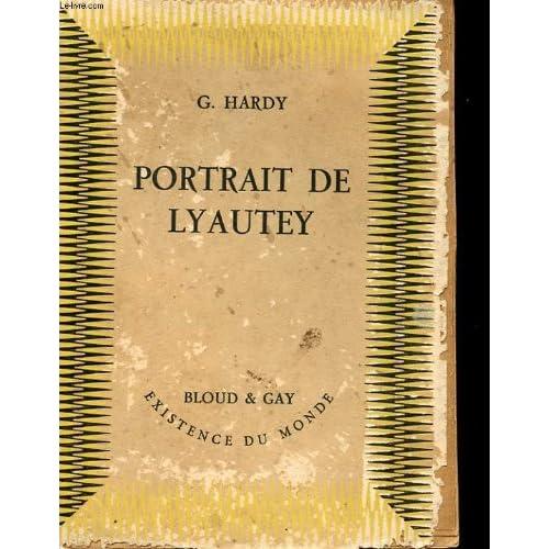 Portrait de lyautey