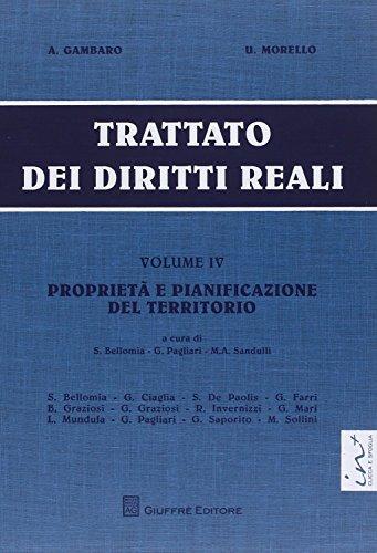 Trattato dei diritti reali: 4