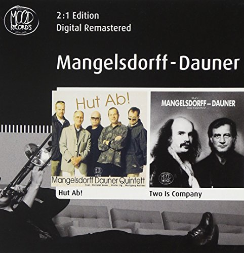 Hut Ab/two Is Company by Mangelsdorff Dauner Quintett (2010-12-07) (Hut Ab)
