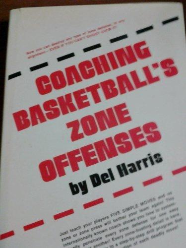 Coaching Basketball's Zone Offences por D. Harris
