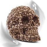 mtb more energy Figure crâne Catacombs Décoration tête de Mort Fantastique Fantaisie Horreur