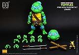 Teenage Mutant Ninja Turtles Hybrid Metal Action Figure Leonardo 14 cm Herocross