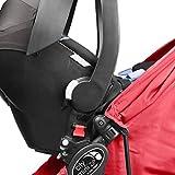 Baby Jogger City Mini Zip - Adattatore per seggiolino auto, Nero