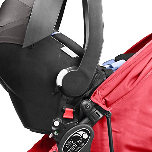 Baby Jogger BJ92329 Autositz-Adapter Mini Zip, schwarz