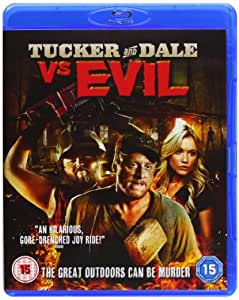 Tucker and Dale vs. Evil [Blu-ray] [2011]