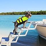 Namsan Hundeschwimmweste Rettungswesten Schwimmweste für Kleine Hunde-S