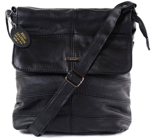 ladies-leather-cross-body-bag-shoulder-bag-black-