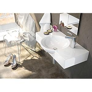 ART&BATH Lavabo SUSPENDIDO BEMUS 710X430X115 (NO Incluye Mueble)