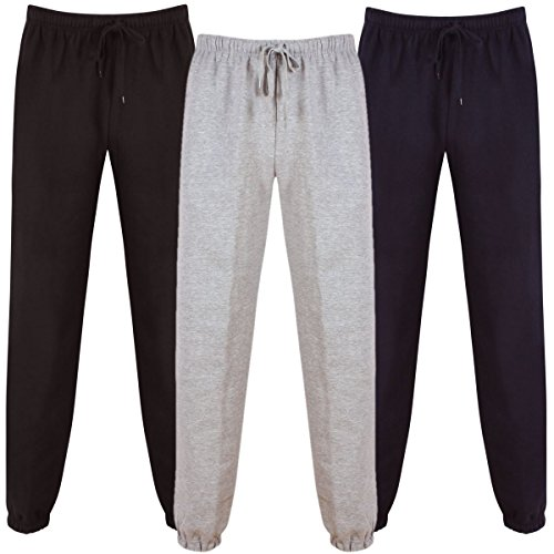 Gazelle Sports Herren Hose * 3 Pack Multibuy