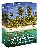 Antoine - Voyages aux Caraïbes - Coffret : Les Caraïbes, de Grenade à Saint-Martin + Cuba est un fête + Plus loin dans Les Caraïbes