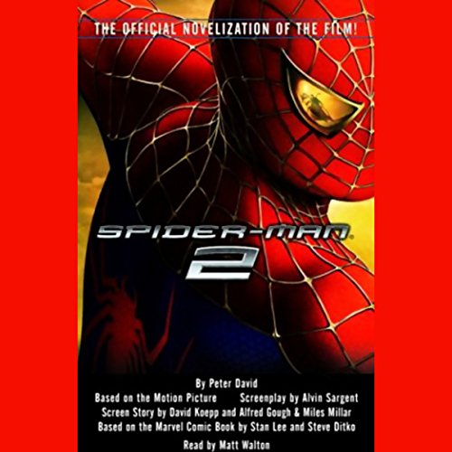 Spider-Man 2  Audiolibri