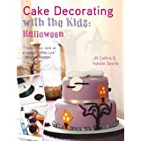 Cake Decorating with the Kids - Halloween