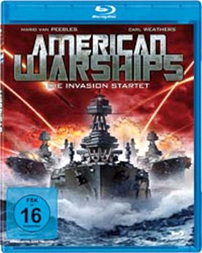 American Warships (Blu-ray)