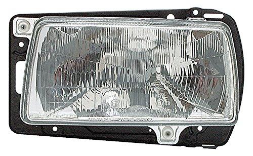 Preisvergleich Produktbild HELLA 1AH 004 565-171 Halogen Hauptscheinwerfer, Links, Ohne Kurvenlicht