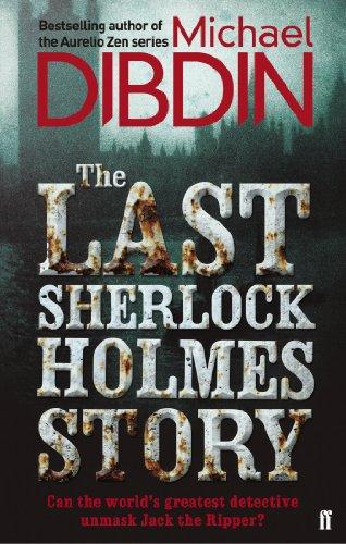 The Last Sherlock Holmes Story (English Edition) por Michael Dibdin