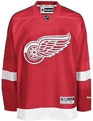 Reebok Detroit Red Wings Premier NHL Trikot Home