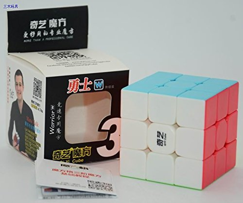 TOY-STATION SPEED CUBE - 3 X 3 WARRIOR CUBE