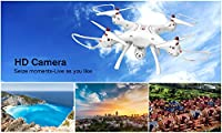 DoDoeleph Large Drone With HD Camera