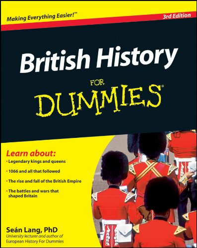 British History For Dummies (English Edition) 18th Century Place