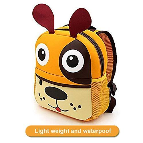 Kindergartenrucksack für Jungs und Mädchen