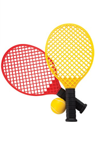 Vente mountain warehouse balle et raquettes de tennis set - Balle plastique tennis de table ...