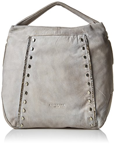Liebeskind Berlin Yoki Tgoat, shoppers Grau (hyena grey 9049)