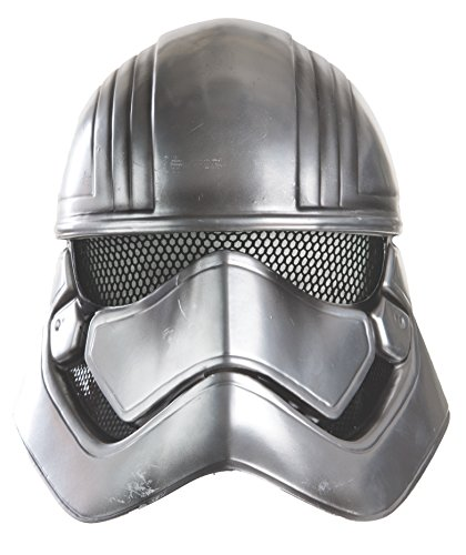Star Wars The Force Awakens Child Costume Accessory Captain Phasma Half Helmet